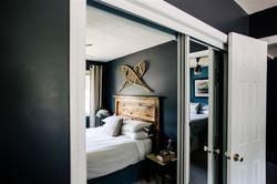 MacKenzie - queen bed mirror
