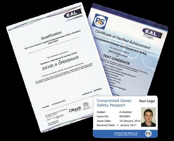 Cryogenic safety training