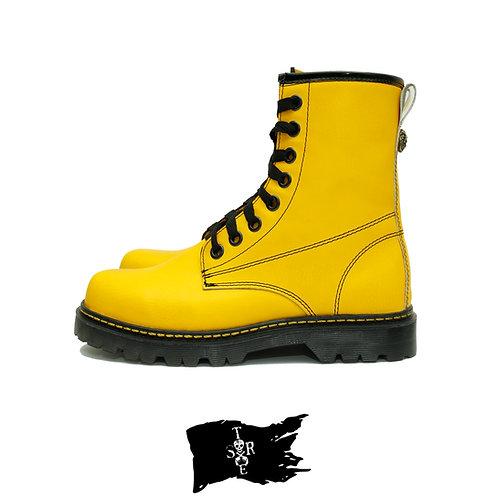Botas Amarillo