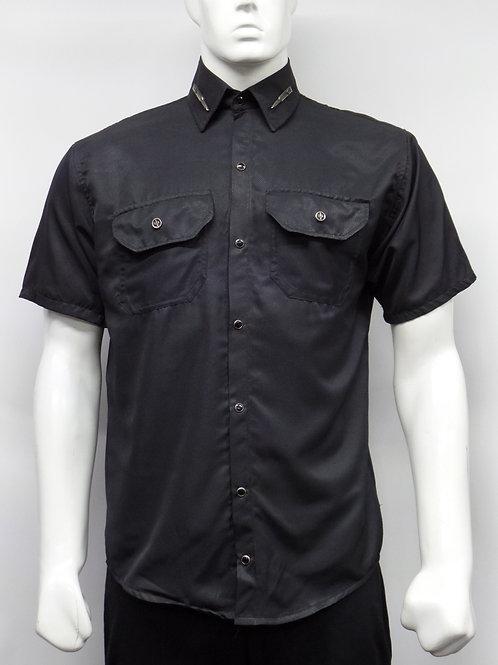 Camisa black bullet.