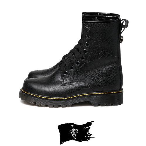 Botas Exótico Negro