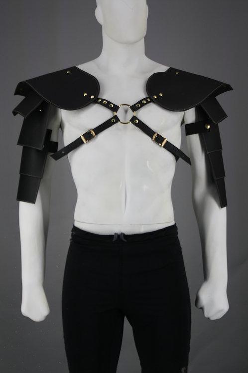 Hombrera estilo guerrero 3