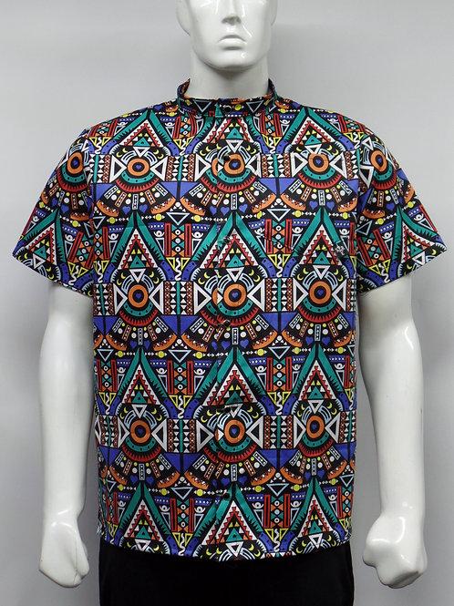 Camisa tribal.