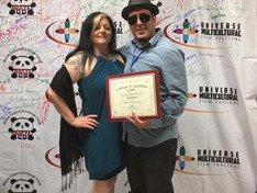 Universe Multicultural Film Festival Award