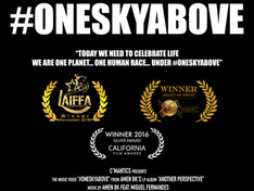 3 Awards for #ONESKYABOVE Video