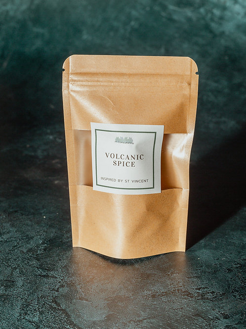 Volcanic Spice  Inspired By St Vincent