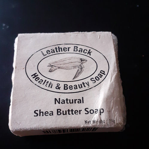 Shea Butter soap from St Lucia