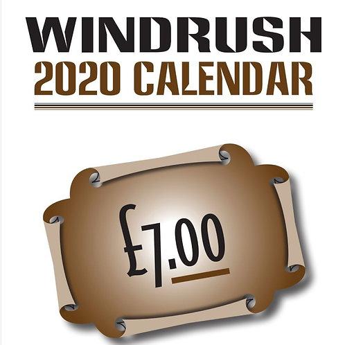 Windrush Calendar 2020
