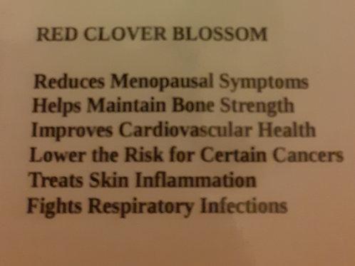 Red Clover Blossom Tea
