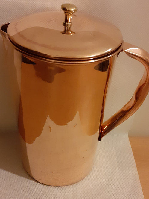 Copper Water Jug 1L
