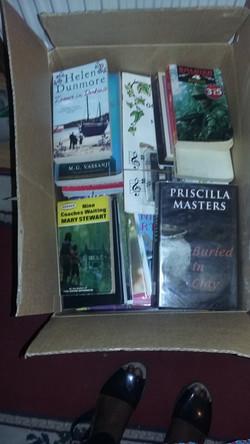 Books to Grenada