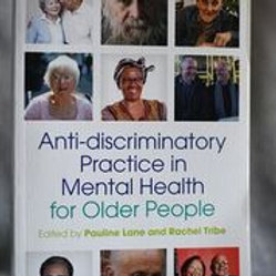 Anti-discriminatory Practice in Mental Health