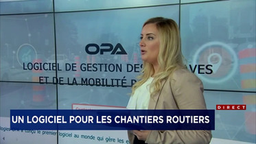 TVA Nouvelles interview with Caroline Arnouk