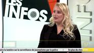 Entrevue Les Infos V Télé - Caroline Arnouk