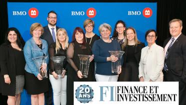 BMO honore quatre femmes dans le cadre d'un programme national