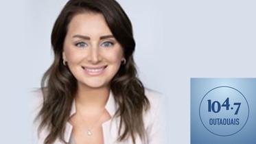 Une solution logique aux problèmes de circulation? Parlez-en à Caroline Arnouk, fondatrice de Technologies OPA.