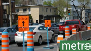 Projet Montréal veut créer une police anticongestion