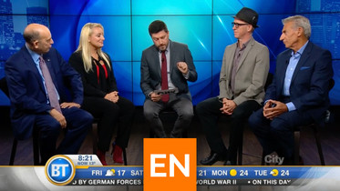 Breakfast Television - Panel Traffic woes in Montreal