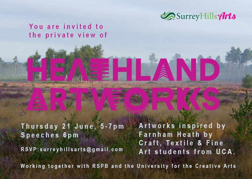 Heathland Artworks 2018