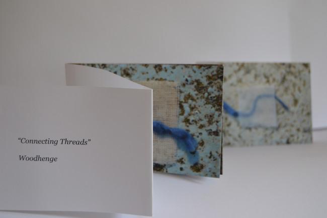 """""""Connecting Threads"""" - Woodhenge"""