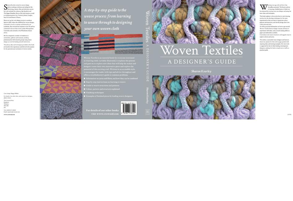 Woven Textiles.  A Designer's Guide