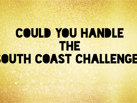 Alexia and the South Coast Challenge…
