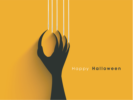 Halloween Ads to give you a fright...