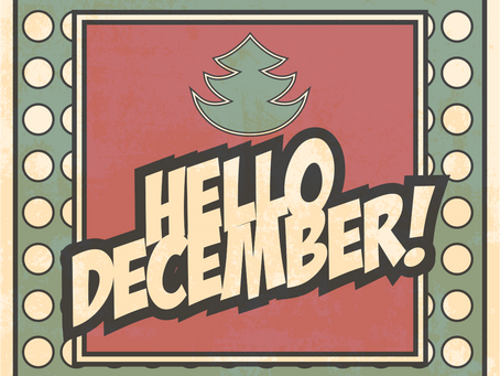 December Jobs to keep you Merry...