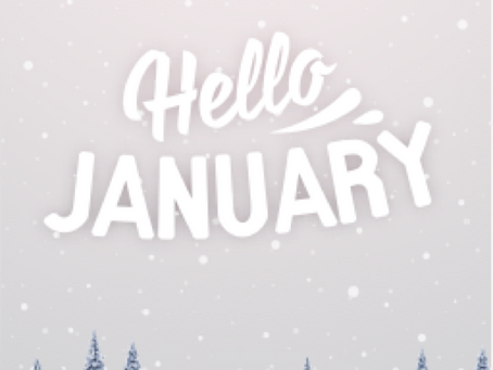 NEW YEAR RESOLUTIONS – WHAT ARE YOURS?
