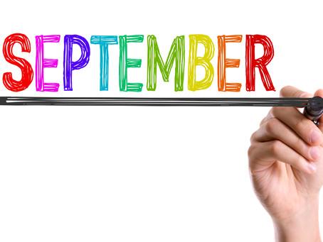 September Jobs