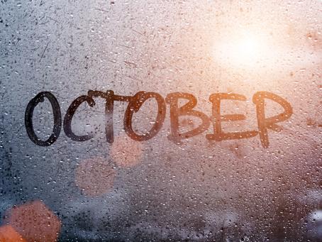 OCTOBER JOBS