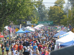 Poolesville Day Expected to Draw Over 10,000 Visitors