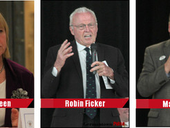 It Will Be a Three-Way Race for County Executive; Floreen Declares Candidacy; Blair Has Not Yet Give