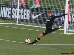 Spirit's Aubrey Bledsoe Named NWSL Player of the Week