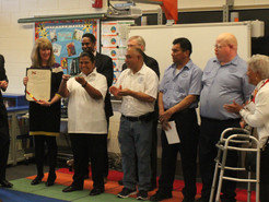 Daly Elementary School Honored by Maryland State Comptroller