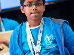 Local Middle Schooler Places Fifth in National Geography Bee