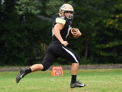 Hemingway's Five TDs Powers Poolesville Past Winters Mill