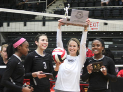 Hardship and Hard Work Bind a Tight Knit Northwest Volleyball Team as It Claims State Championship