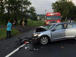 One Dead, Five Injured in Head-On Collision in Boyds