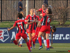 After Early Goal From Pugh, The Spirit falls to North Carolina