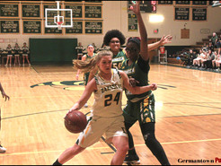 Damascus Lady Hornets Sting Seneca Valley in Playoffs