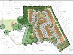 Mateny Hill Road Townhouse Development Plan Approved
