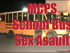 Former Clarksburg High School Bus Operator Charged with Sexual Offenses