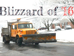 Blizzard of '16 Approaches, MoCo Reacts
