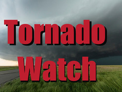 Tornado Watch Issued for Germantown
