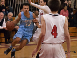 Cougars Nip Coyotes in Double Overtime