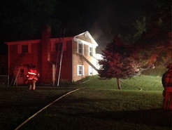 Early Morning Fire Displaces Eight
