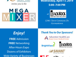 Chamber of Commerce to Host MEGA Business Networking Expo in Germantown