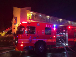 Germantown Woman Arrested for Setting Motel Fire