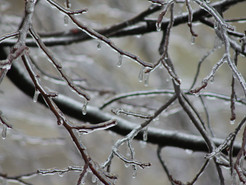 UPDATED: Freezing Rain Will Effect Monday Morning Commute